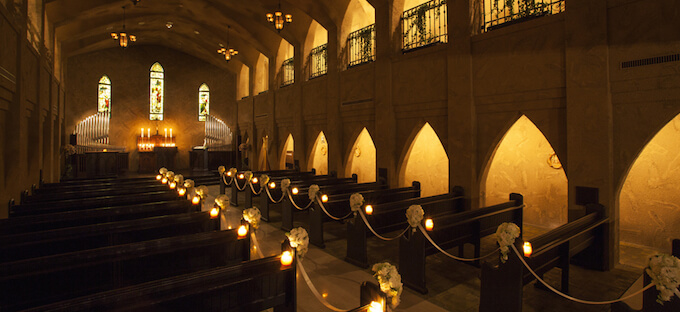 参照:セレス高田馬場 サンタ・アンジェリ大聖堂