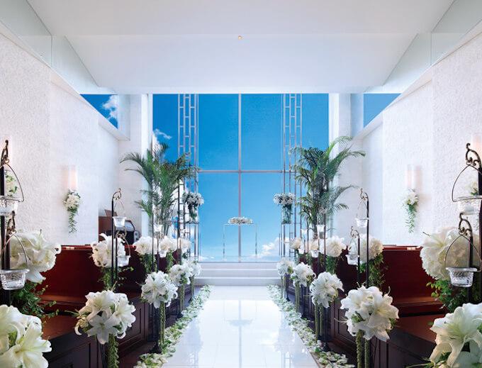 ラグナスイート HOTEL&WEDDING 新横浜